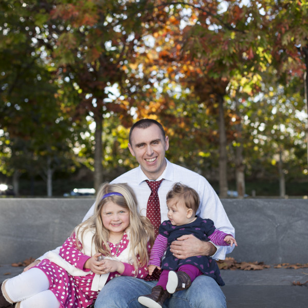 Brown Family Session: Air Force Memorial