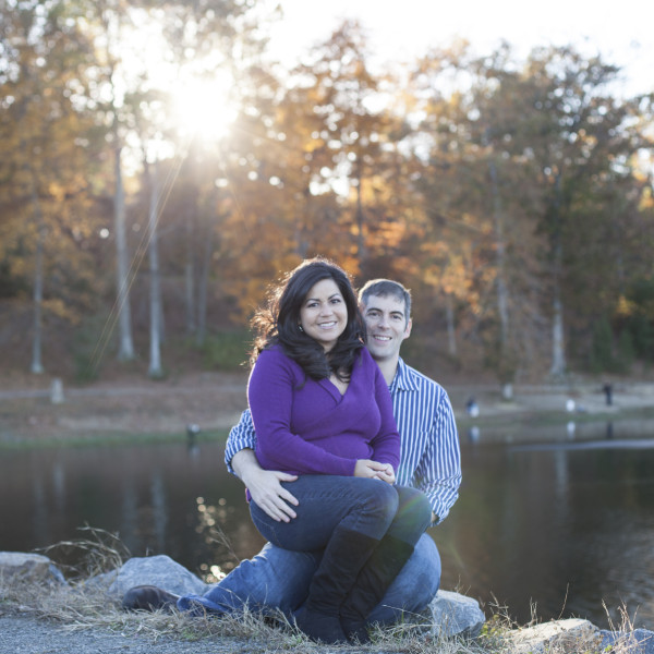 McClure Family Session: Lake Fairfax