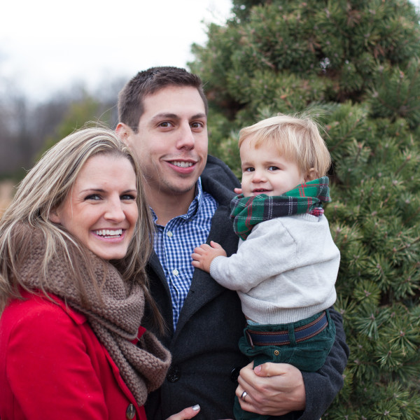 DeCato Family Session: Joe's Christmas Tree Farm