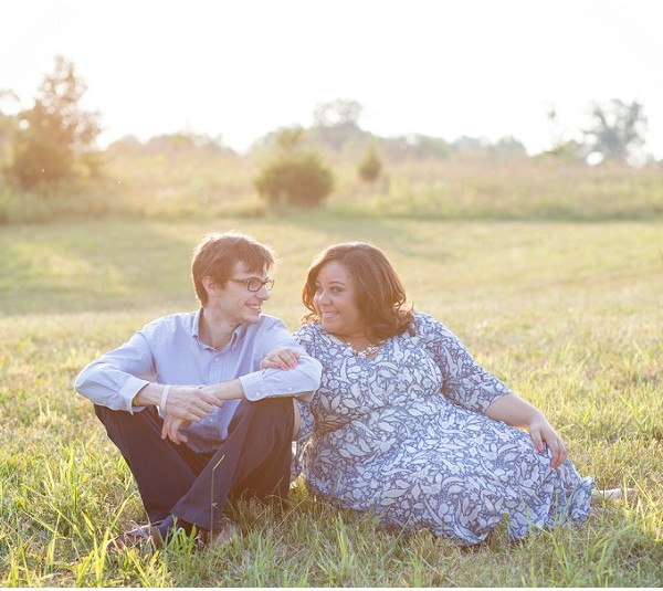 Courtney and Josh: 48 Fields Engagement Session