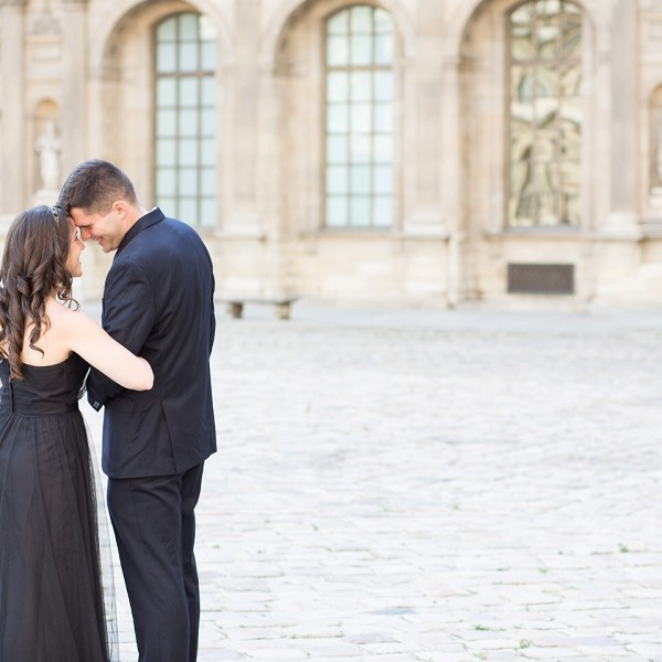 Rob and Emily: Paris Anniversary Session