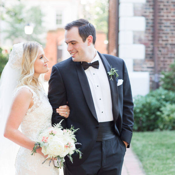 Julianne and Trey | Old Christ Church and Belle Haven Country Club Wedding | Washington D.C. Wedding Photographer