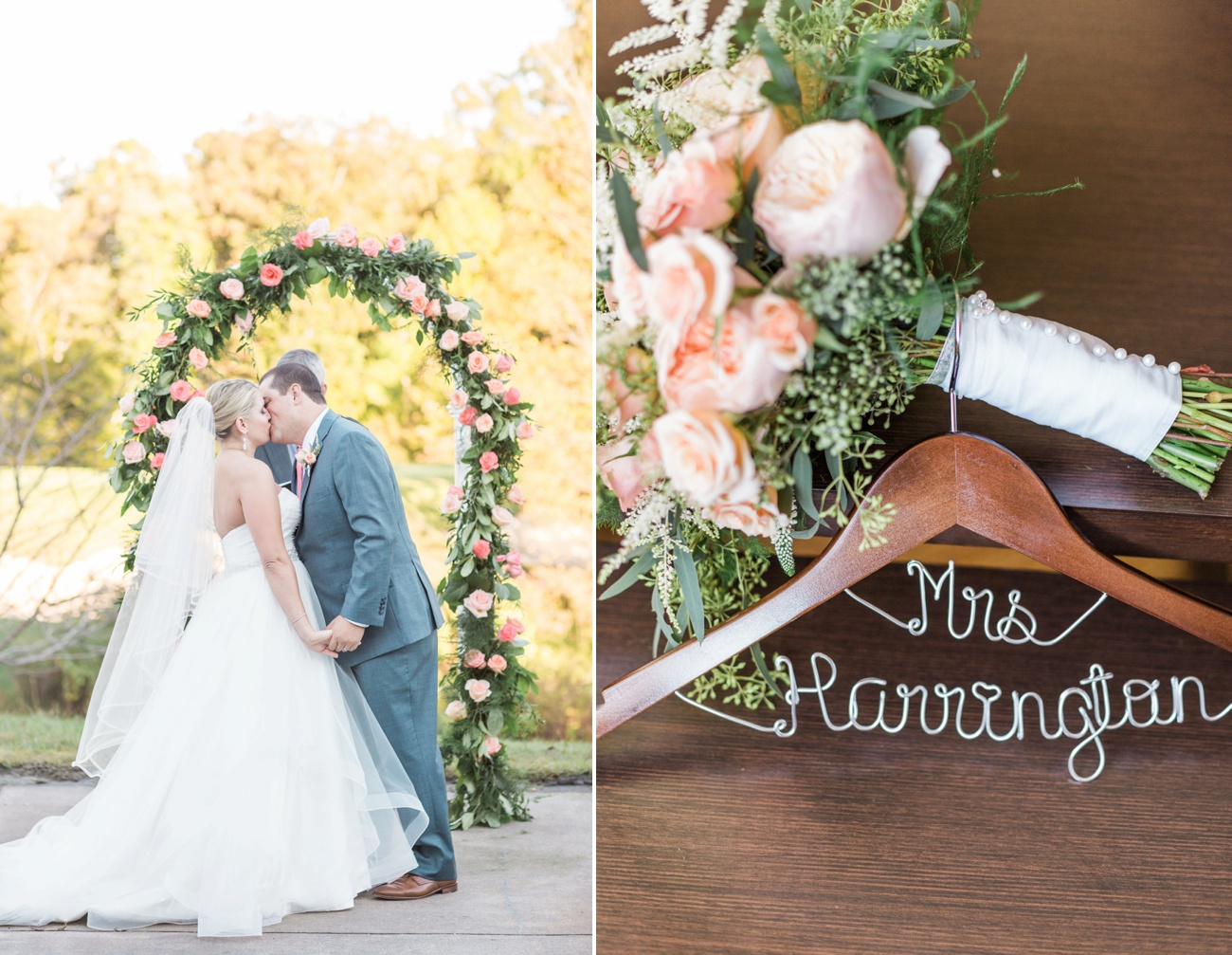View More: http://jessgreenphotography.pass.us/lindsey-clay-married