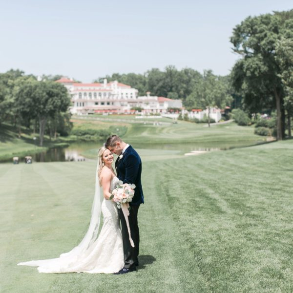 Julie + Tyler | Congressional Country Club Wedding | Washington D.C. Wedding Photographer