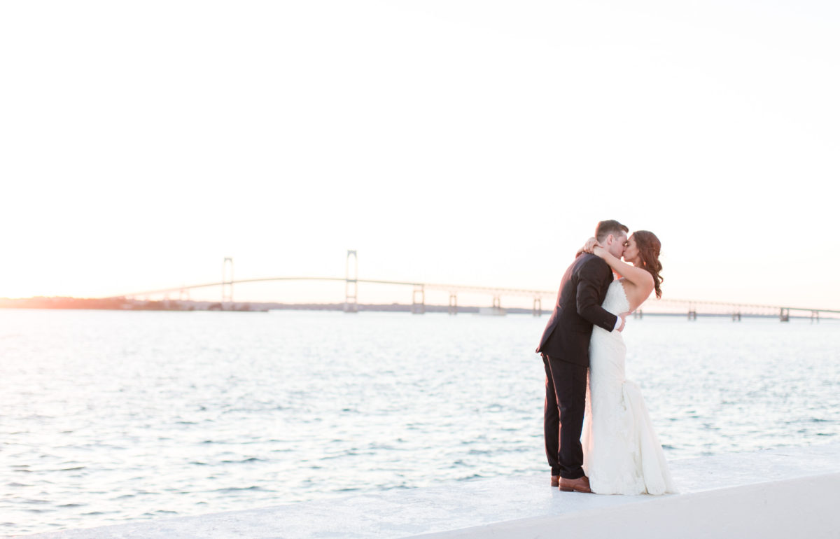 Vicki + Gary | Belle Mer Newport, RI Wedding | Boston Wedding Photographer
