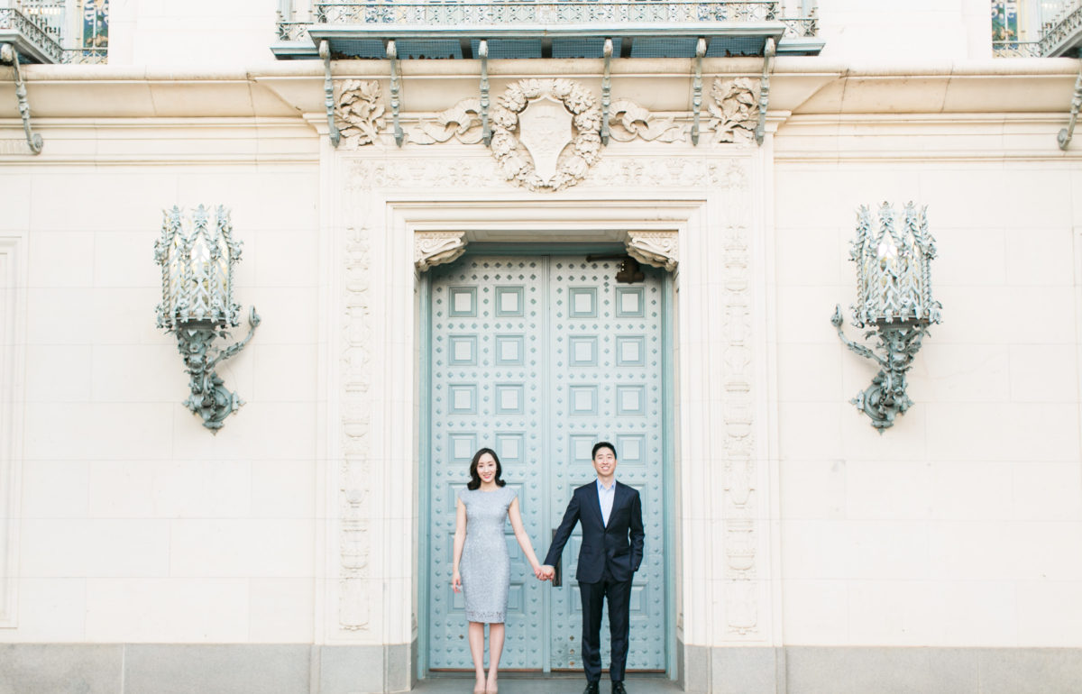 Haein + Kyoung | UT Engagement Session | University of Texas at Austin Engagement Session