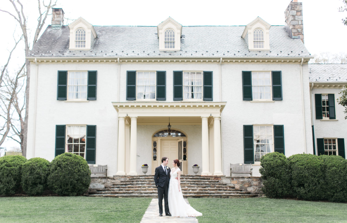 Liz + Dustin | Rust Manor House Wedding | Washington D.C. and Austin Wedding Photographer